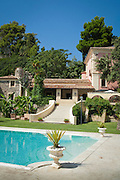 The exclusive venue of <br /> Villa Ventura  is located in Falerna, in the province of Catanzaro in Italy's Calabria. The wonderful villa is the perfect place for events and weddings, surrounded by lush green gardens. The historic home dating back to the 15th Century is located at the end of an attractive avenue enclosed by stone walls and adorned with palm trees, flowering oleanders, pine trees and extensive gardens. The exceptionally kept Villa Ventura, has been lovingly restored and was initially built on the ruins of a fifteenth-century building, former residence of the Princes Aquinas. The spacious rooms furnished with family furniture, the beautiful outdoor spaces with beautiful swimming pool set in the garden provide a magical backdrop for elegant and stylish wedding receptions and romantic celebrations.