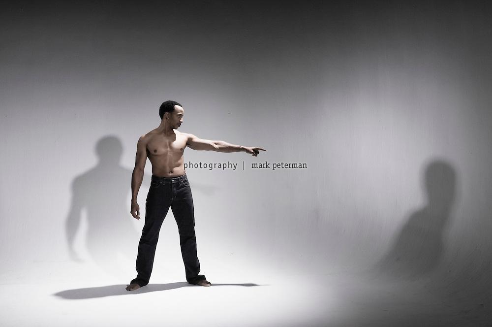 Christopher LeRoy Morgan, professional dancer