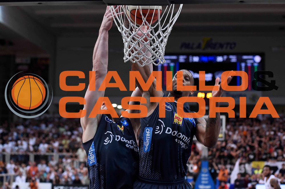 Joao Gomes<br /> Dolomiti Energia Aquila Basket Trento - Umana Reyer Venezia<br /> Lega Basket Serie A 2016/2017<br /> Playoff, finale gara 3<br /> Trento, 14/06/2017<br /> Foto Ciamillo-Castoria