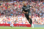 West Ham United defender Angelo Ogbonna (21) during the Premier League match between Arsenal and West Ham United at the Emirates Stadium, London, England on 22 April 2018. Picture by Bennett Dean.