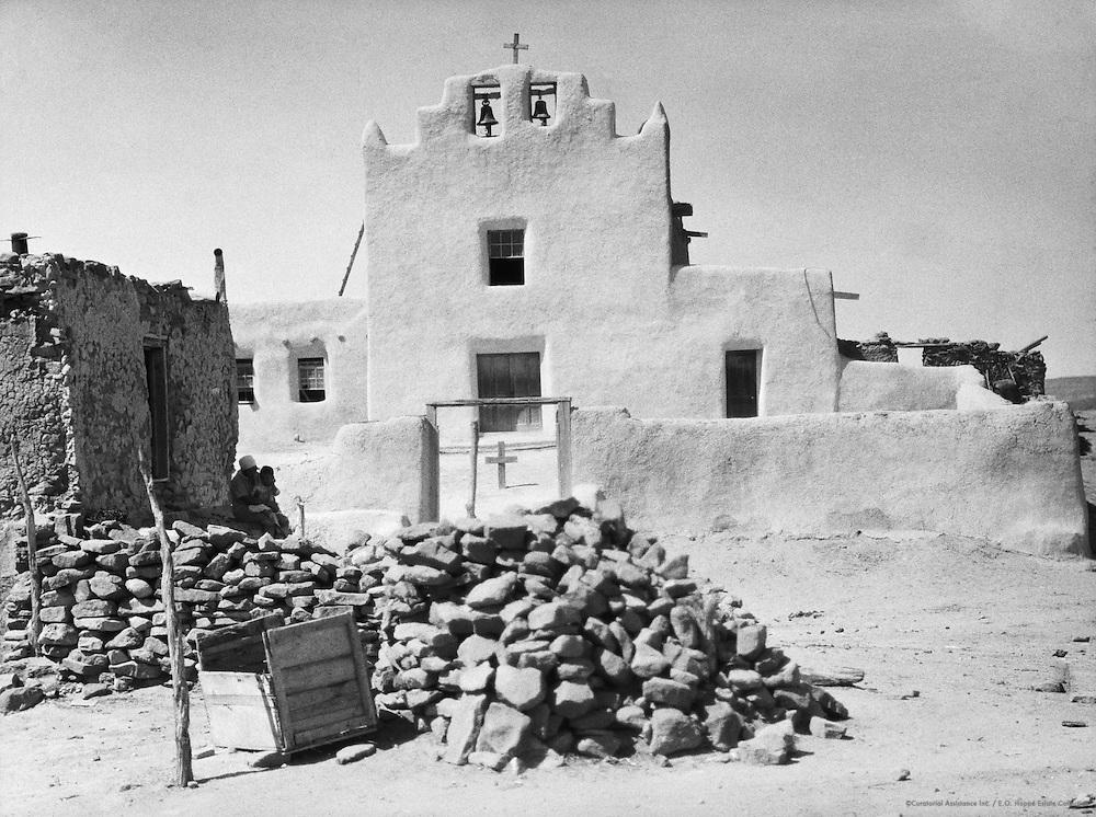 Acoma Pueblo, Taos, New Mexico, USA, 1926