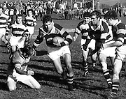 Colin Meads in action for King Country against Thames Valley at Te Kuiti on 19 July 1972.<br />
