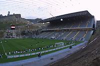 BRAGA-30 DEZEMBRO:Fotografias do novo estádio municipal de Braga, construido para albergar a equipa da primeira liga S.C.Braga e o EURO 2004 inaugurado a 30 de Dezembro de 2003 30-12-2003 <br />(PHOTO BY: AFCD/NUNO ALEGRIA)