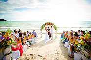 Samui Wedding Photography: Lipa Lodge Beach Resort Wedding