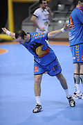 DESCRIZIONE : France Hand D1 Championnat de France D1 a Toulouse<br /> GIOCATORE : Anouar AYED<br /> SQUADRA : Toulouse<br /> EVENTO : FRANCE Hand D1<br /> GARA : Toulouse Paris<br /> DATA : 19/10/2011<br /> CATEGORIA : Hand D1 <br /> SPORT : Handball<br /> AUTORE : JF Molliere <br /> Galleria : France Hand 2011-2012 Action<br /> Fotonotizia : France Hand D1 Championnat de France D1 a Paris <br /> Predefinita :