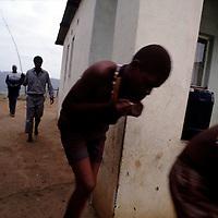 Sotho initiation, Lesotho & Lebowa