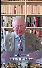 Prince Charles Praise NHS - 2 April 2020
