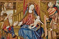 France, Bourgogne-Franche-Comté, Yonne (89), Sens, musée de Sens, Tresor de la Cathedrale // France, Burgundy, Yonne, Sens, museum