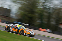 Century Motorsport #69 Ginetta G55 GT3 Harry Gottsacker/Nathan Freke GT3 Silver  during British GT Championship as part of the BRDC British F3/GT Championship Meeting at Oulton Park, Little Budworth, Cheshire, United Kingdom. April 14 2017. World Copyright Peter Taylor/PSP.