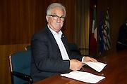 08/10/2014 Rome, election of the new CISL union general secretary. Raffaele Bonanni - © PIERPAOLO SCAVUZZO