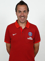 Pablo Villanueva of PSG during PSG photo call for the 2016-2017 Ligue 1 season on September, 7 2016 in Paris, France<br /> Photo : C.Gavelle/ PSG / Icon Sport