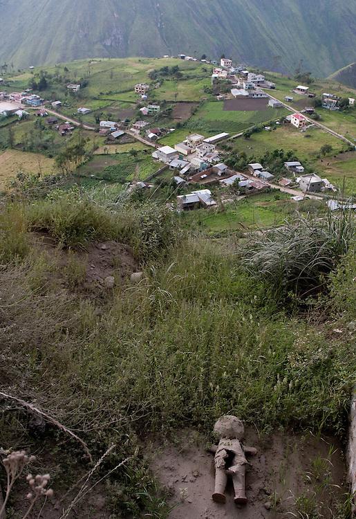 town in southern Ecuador