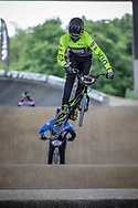#288 (TROMP Berjan) NED at Round 5 of the 2019 UCI BMX Supercross World Cup in Saint-Quentin-En-Yvelines, France