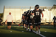 20171006 Hough High School football v. Lake Norman High School.<br /> &copy; Laura Mueller<br /> www.lauramuellerphotography.com