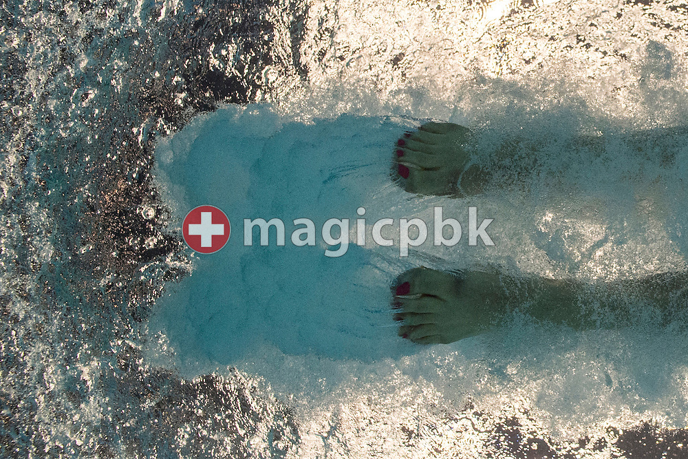 Femke HEEMSKERK of the Netherlands competes in the women's 200m Freestyle Heats during the 17th European Short Course Swimming Championships held at the Jyske Bank BOXEN in Herning, Denmark, Sunday, Dec. 15, 2013. (Photo by Patrick B. Kraemer / MAGICPBK)