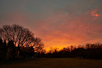 Red Sky in the Morning. Image 4 of 7 taken with a Nikon D810a camera and 14-24 mm f/2.8 lens (ISO 200, 24 mm, f/5.6, 1/30 sec). Raw image processed with Capture One Pro and AutoPano Giga Pro.