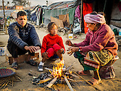 Kathmandu IDP Camp 2 Years After Earthquake