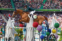 Marlon Modolo Zanotelli, (BRA), AD Clouwni - World Champions, - Second Round Team Competition - Alltech FEI World Equestrian Games™ 2014 - Normandy, France.<br /> © Hippo Foto Team - Leanjo De Koster<br /> 25/06/14