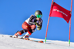 GUIMOND Alexis, LW9-1, CAN, Giant Slalom at the WPAS_2019 Alpine Skiing World Cup, La Molina, Spain