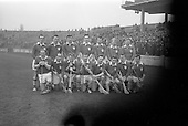 1964 Railway Cup Hurling Semi-Final Leinster v Ulster