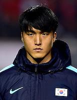 Fifa Men´s Tournament - Olympic Games Rio 2016 - <br /> South Korea National Team - <br /> KIM Dongjun