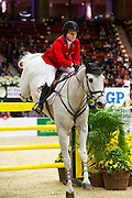Katherine Dinan - Glory Days<br /> Rolex FEI World Cup Final 2013<br /> © DigiShots