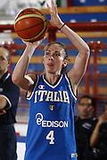 DESCRIZIONE : Porto San Giorgio Torneo Internazionale Basket Femminile Italia Serbia<br /> GIOCATORE : Licia Corradini<br /> SQUADRA : Nazionale Italia Donne<br /> EVENTO : Porto San Giorgio Torneo Internazionale Basket Femminile<br /> GARA : Italia Serbia<br /> DATA : 29/05/2009 <br /> CATEGORIA : tiro<br /> SPORT : Pallacanestro <br /> AUTORE : Agenzia Ciamillo-Castoria/E.Castoria