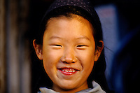 Korean girl, Pusan (Busan), South Korea