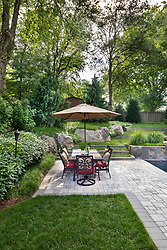 611 Meadow Lane Landscaping Rear yard VA 2-174-311