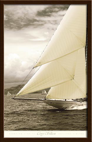 Starting Line II poster<br /> 38&quot;x24&quot;