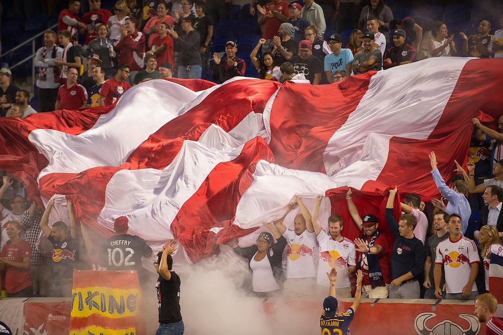 HARRISON, NJ - SEPTEMBER 10: at Red Bulls Arena on September 10, 2014. (Photo By: Rob Tringali)