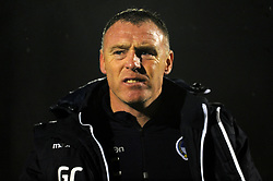 Bristol Rovers manager Graham Coughlan- Mandatory by-line: Nizaam Jones/JMP - 05/03/2019 - FOOTBALL - Memorial Stadium - Bristol, England - Bristol Rovers v Sunderland - Checkatrade Trophy