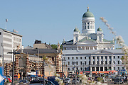 Kauppatori (Market Square).