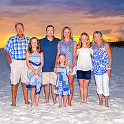 Wilson (Rachel) Family Beach Photos