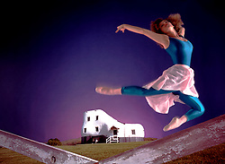 Haines shoe house Ballet dancer leaps over fence of shoe house Fairy tale old lady who lived in a shoe Haines Shoe House, built 1948 by Shoe store owner in York , PA as an advertising gimmick.