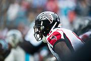 December 24, 2016: Carolina Panthers vs Atlanta Falcons. Julio Jones WR