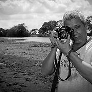 PORTRAITS / RETRATOS<br /> <br /> Pedro Abascal<br /> Fotógrafo Cubano<br /> Guasdualito. Estado Apure - Venezuela 2007<br /> <br /> (Copyright © Aaron Sosa