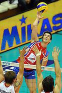 2010/09/26 Canada vs Serbia 3-1 (25-20, 25-22, 17-25, 25-23)