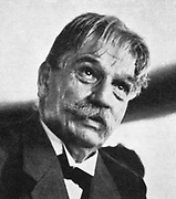 Albert Schweitzer (1875-1965) Alsatian medical missionary and theologian, philosopher and musican. From a photograph