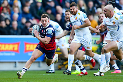 Andy Uren of Bristol Bears - Rogan/JMP - 18/11/2018 - RUGBY UNION - Ashton Gate Stadium - Bristol, England - Bristol Bears v Exeter Chiefs - Gallagher Premiership Rugby.