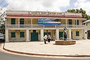 Christiansted, St Croix, US Virgin Islands Oscar E Henry Customs House