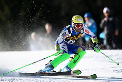 VALENCIC Mitja of Slovenia competes during Men's Slalom - Pokal Vitranc 2014 of FIS Alpine Ski World Cup 2013/2014, on March 9, 2014 in Vitranc, Kranjska Gora, Slovenia. Photo by Matic Klansek Velej / Sportida