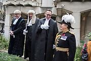 Lord Mayor's show London. 11 November 2017.