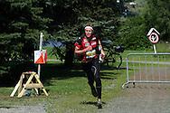 14.07.2009, Linnanpuisto, H?meenlinna..Fin5-Suunnistusviikko 2009, Puistosuunnistus - Miesten MM-katsastus..Hannu Airila - KR.©Juha Tamminen
