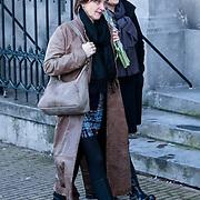 NLD/Amsterdam/20121208 - Herdenkingsdienst voor de verleden Jeroen Willems, Adrienne Kleiweg en ????