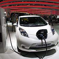 NIssan Hybrid at the IAA 2013, Frankfurt, Germany
