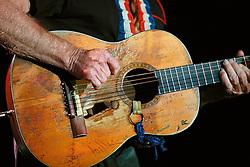 www.ryansalmphotography.com.Willie Nelson's guitar