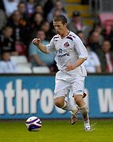 Photo: Jed Wee/Sportsbeat Images.<br /> Darlington v Sunderland. Pre Season Friendly. 18/07/2007.<br /> <br /> Sunderland's Grant Leadbitter.