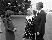 1983 - US Vice President George Bush Visits Ireland
