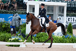 Ruder Kai, GER, Colani Sunrise<br /> World Equestrian Games - Tryon 2018<br /> © Hippo Foto - Dirk Caremans<br /> 13/09/2018